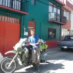 Motorcycle Friendly Hostel in Oaxaca, Mexico