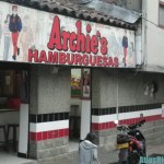 Archie's Hamburguesas in Colombia