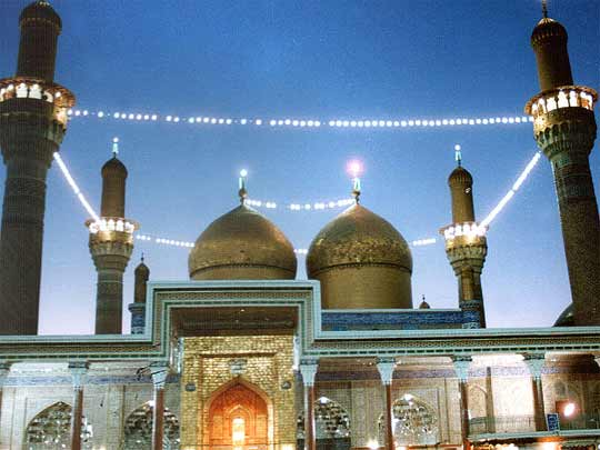 Jawad Name Wallpaper Hd Shrines And Mosques Baghdad