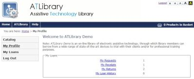 Features And Benefits - ATLibrary Software