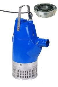 ABS XJ40ND Aquatronic submersible sewage pump 400V Sulzer ...