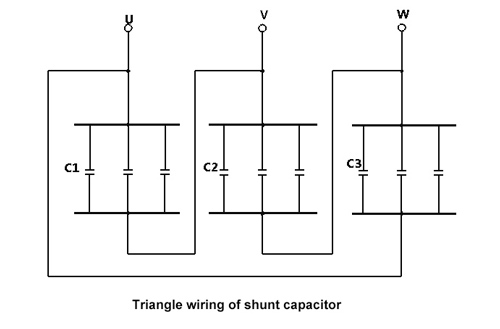 Wiring of Shunt Capacitor ATO