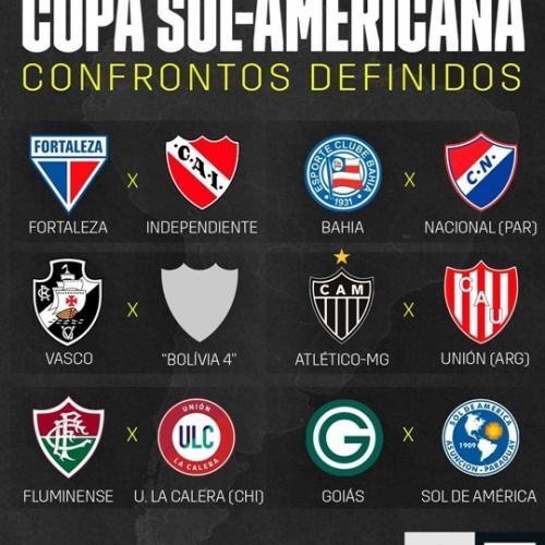 Resultado de imagem para copa sul americana 2020