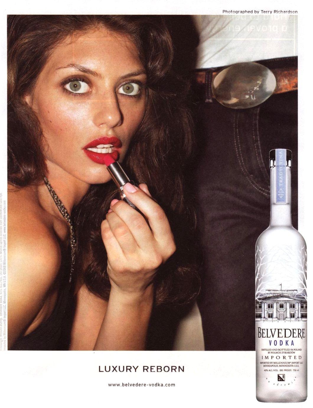 Belvedere vodka ad analysis essay