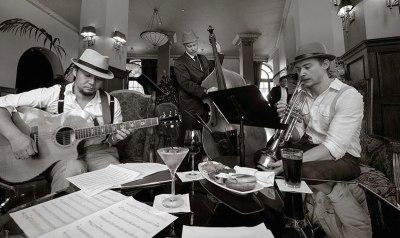 Culver Hotel Jazz Band