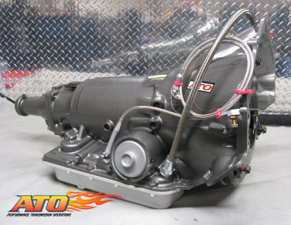 ATO Performance Transmissions - 916-636-3283 GM Automatic Transmissions