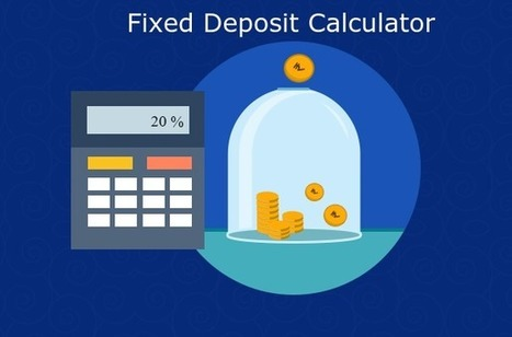 How to Calculate the Interest on Fixed Deposit and Saving Account