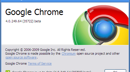 AboutChrome