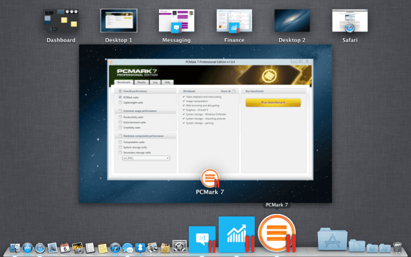 Parallels Desktop 8: Coherence Mode