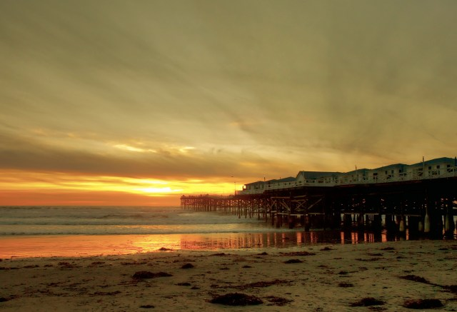Crystal_Pier_PB_Sunset_Fotor