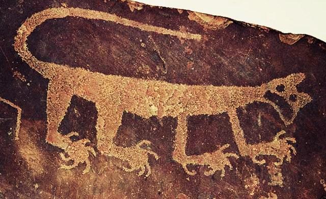 petroglyph cougar best_Fotor