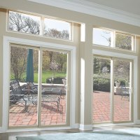Series 312 Sliding Patio Door | Atrium Windows & Doors