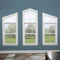 Architectural Shape Windows | Atrium Winodws & Doors