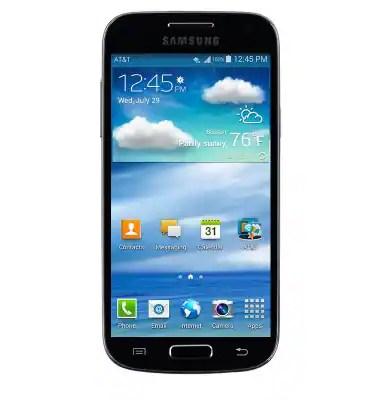 ATT Address Book Tutorial for Samsung Galaxy S4 mini (I257) - ATT
