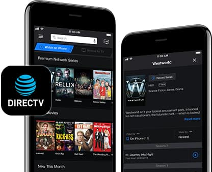 DIRECTV App - Watch Streaming TV on Your Mobile Device