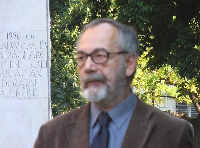 Az ATTAC Magyarország alelnöke