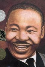 Review | Martin's Big Words: The Life of Dr. Martin Luther King Jr. by Doreen Rappaport and Bryan Collier
