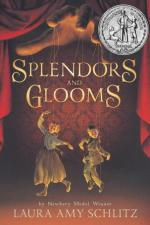 Review | Splendors and Glooms by Laura Amy Schlitz