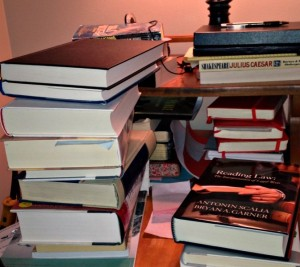 "In defense of physical books: home ""libraries matter even more than money"""