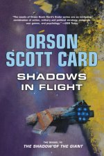 Review   Shadows in Flight by Orson Scott Card [Contributor]