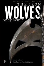 Author Guest Post | Andy Remic on his inspiration for The Iron Wolves