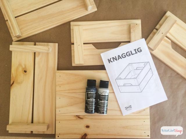 Home Organization Ideas To Make With A Cricut Atta Girl Says