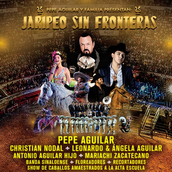 Pepe Aguilar ATT Center