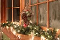 Weihnachtsdeko Fenster. weihnachtsdeko stimmungsvolle