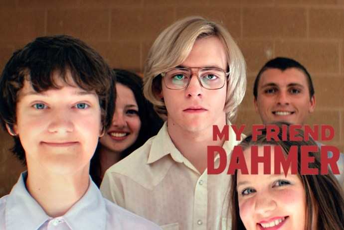 MY FRIEND DAHMER (2017) Ross Lynch as Jeffrey Dahmer