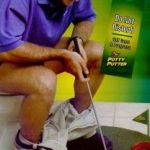 Improve your golf with the Potty Putter