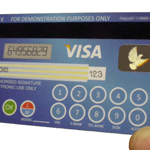 Visa CodeSure-security for your credit card