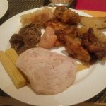 Buffet at Spice Kitchen, Marriott – Pune