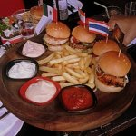 Burger Fest at Manchester United Cafe Bar, Pune