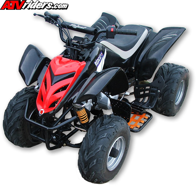 Kazuma / Redcat SFX-110 Mini ATV Product Review