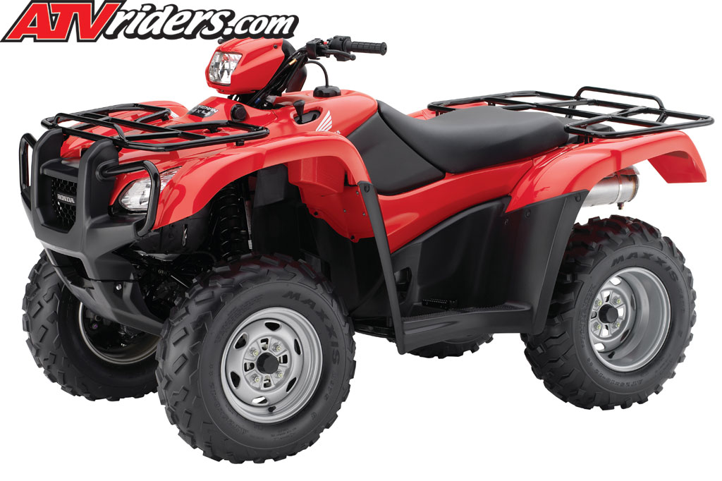2014 Honda Rincon, Rubicon, Rancher, Foreman,  Recon Utility ATV Models