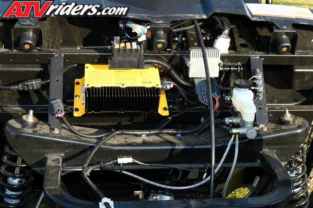 110 Volt House Wiring Diagram 2010 Polaris Ranger 400 Amp Ranger Ev Utv Test Ride Review