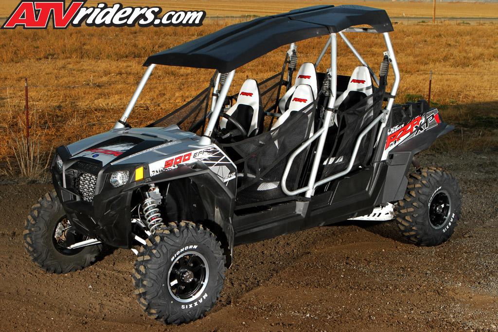 2012 Polaris Ranger RZR XP 900 SxS / UTV Test Ride Review
