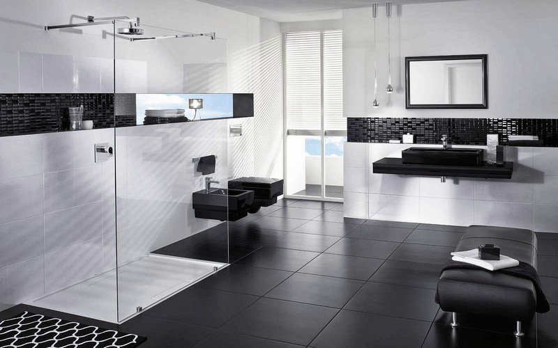 Carrelage blanc ultra brillant - Atwebsterfr - Maison et mobilier