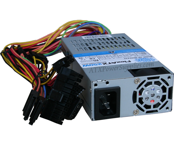 250 Watt Flex ATX Power Supply Athena AP-MFATX25