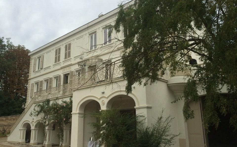 Villa CO Facade Avant PRO