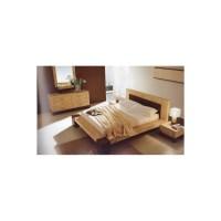 lit tapissier en bambou
