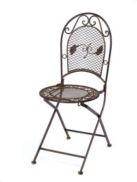 Antique style garden furniture set - table & 2 chairs ...