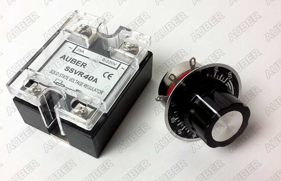 40A Solid State Voltage Regulator, High power SCR, SSVR SSVR40A