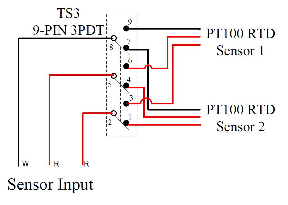 Polarity 3 Wire Rtd Wiring Diagram Wiring Schematic Diagram