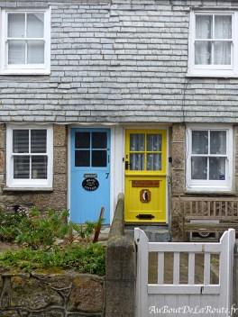 Cottages St Ives