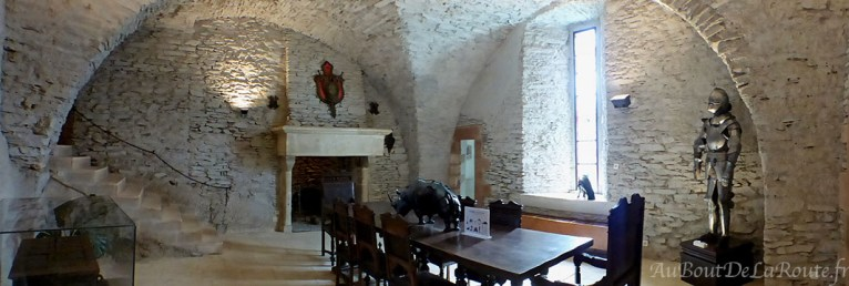 Salle des gardes