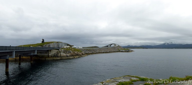 Storseisundbrua depuis Myrbærholm