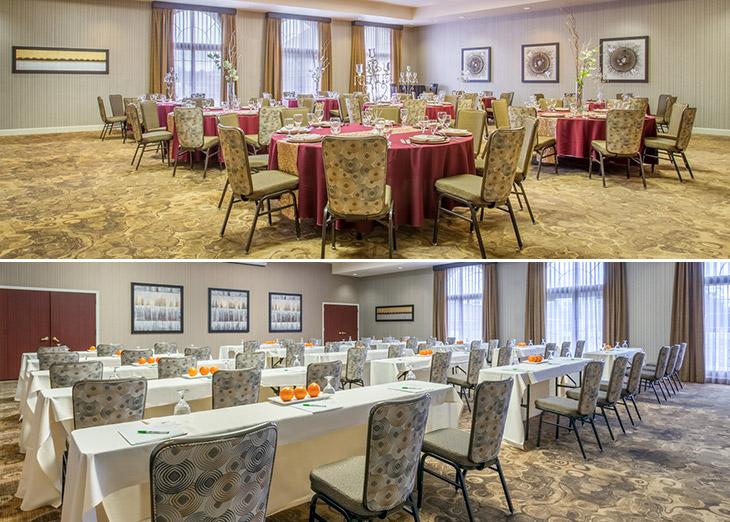 Meetings  Events - Auburn Holiday Inn