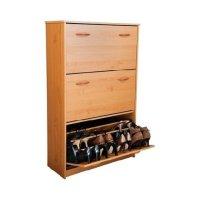Shoe Cabinet Storage Rack Furniture Closet Organize Shoes ...