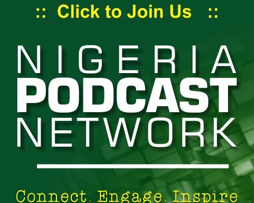 Announcing The Nigeria Podcast Network (The Community)